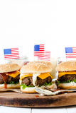 American cuisine Royalty Free Stock Photography