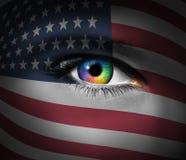 American Culture vector illustration