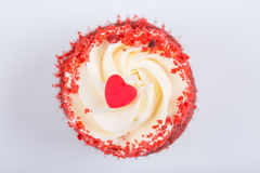 American cupcake Royalty Free Stock Image