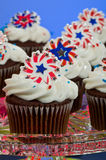 American Cupcakes Royalty Free Stock Images