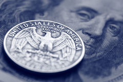American currency Stock Photography