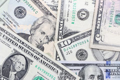 American Currency Stock Image