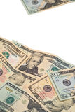 American Currency. American Dollars Stock Photography