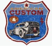 American custom Stock Images