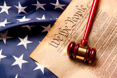 American Democracy Royalty Free Stock Photo