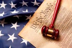 American Democracy Royalty Free Stock Photo