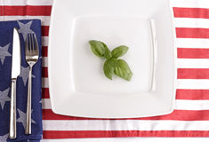 American diet Royalty Free Stock Photo