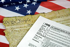 Free American Documents Royalty Free Stock Photography - 12877867