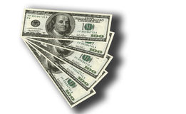 American dollar Stock Images