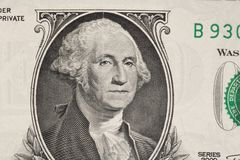 American dollar bill Stock Images