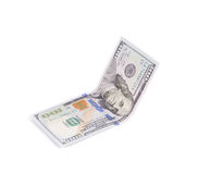 American dollar bill. Stock Photos