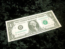 American Dollar bill prestige Royalty Free Stock Photo