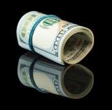 American dollar bills Royalty Free Stock Photography