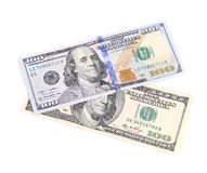 American dollar bills. Stock Image