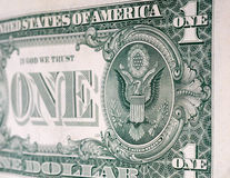 American dollar Royalty Free Stock Image