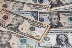 American dollar money background for business Stock Photo