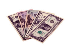 American dollars Stock Photos