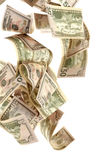 American dollars Royalty Free Stock Photography