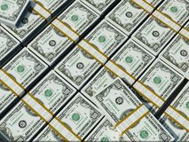 American dollars. Royalty Free Stock Image