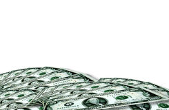American dollars Royalty Free Stock Photos