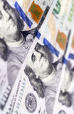 American dollars, close-up Stock Image