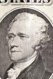 American dollars, close-up Royalty Free Stock Photo