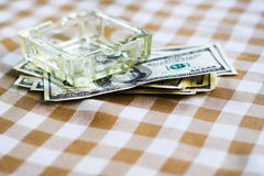 American dollars concept Royalty Free Stock Photos
