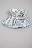 American dollars Royalty Free Stock Photo