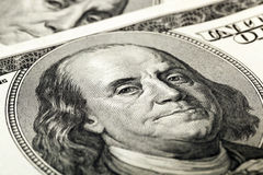 The American dollars Royalty Free Stock Images