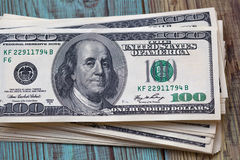 American dollars Royalty Free Stock Photos