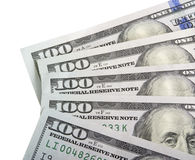 American dollars Stock Photography