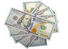 American dollars Stock Photography