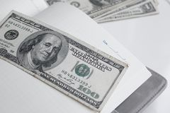 American dollars money Stock Photography