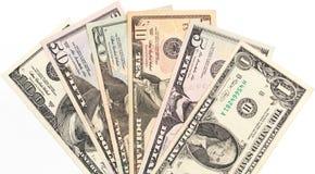 American dollars stock image