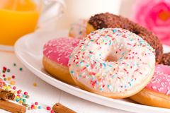 American donuts. Stock Photography