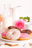 American donuts. Stock Photos