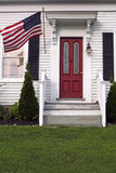 American Doorway Royalty Free Stock Images