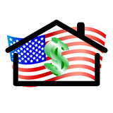 American dream Royalty Free Stock Photos