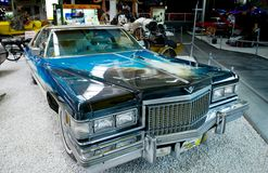American dream car - Museum Sinsheim Royalty Free Stock Photography