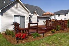 American Dream Home - Back Deck BBQ