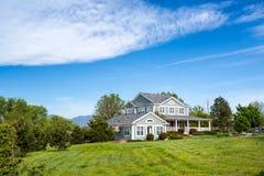 American dream house Stock Photos