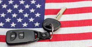 American Drivers Stock Image