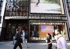 AMERICAN EAGLE OUTFITTERS Stock Image