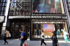 AMERICAN EAGLE OUTFITTERS Royalty Free Stock Photos