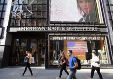 AMERICAN EAGLE OUTFITTERS Stock Images