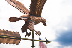 American Eagle Weathervane Stock Photos