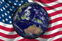 American Earth Stock Photo