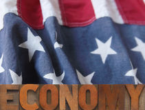 American economy Royalty Free Stock Photo