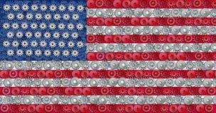 American economy Stock Images