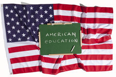 American education Stock Photography